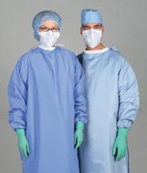 Standard Sterile Surgical Gowns