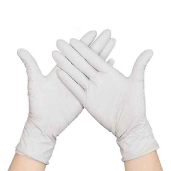 Lightly Powdered Latex Gloves - 100 Gloves per Box